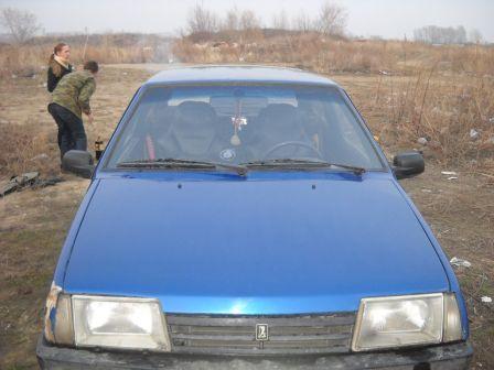 Лада 2108 1993 - отзыв владельца