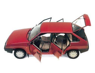 Лада 2109, 1991