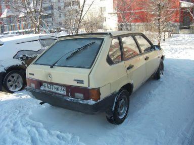 Лада 2109, 1988