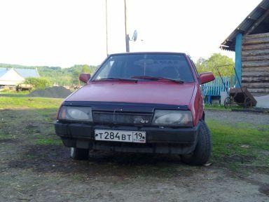 Лада 2109, 1992