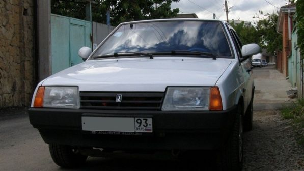 Лада 2109 1999 - отзыв владельца