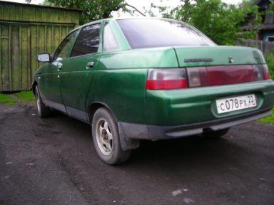 Лада 2110, 1999
