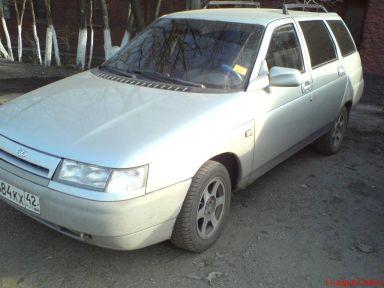 Лада 2111, 2002