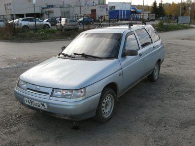 Лада 2111, 2001