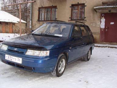 Лада 2111, 2004