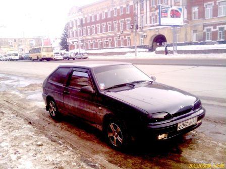 Лада 2113 Самара 2006 - отзыв владельца