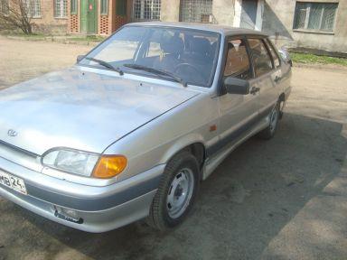 Лада 2115 Самара, 2001
