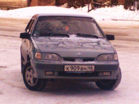 Лада 2115 Самара 2003 - отзыв владельца