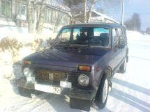 Лада 4x4 2121 Нива, 2000