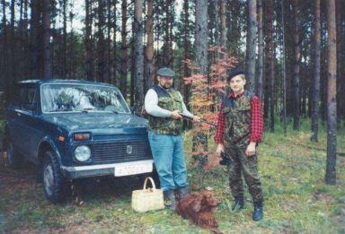 Лада 4x4 2121 Нива, 1996