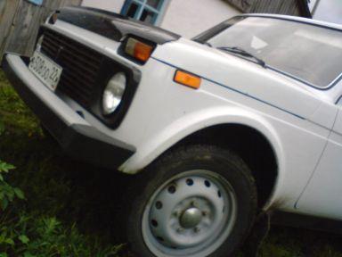Лада 4x4 2121 Нива, 2007