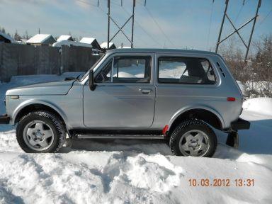 Лада 4x4 2121 Нива, 1991
