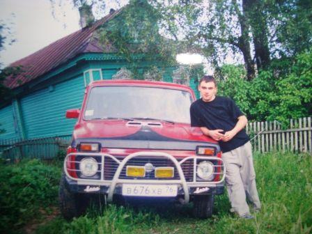 Лада 4x4 2121 Нива 1980 - отзыв владельца