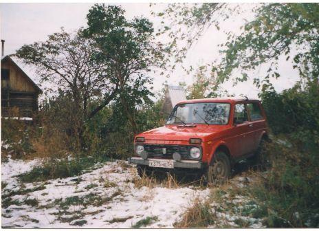 Лада 4x4 2121 Нива 1995 - отзыв владельца