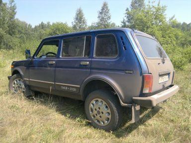 Лада 4x4 2131 Нива, 2006