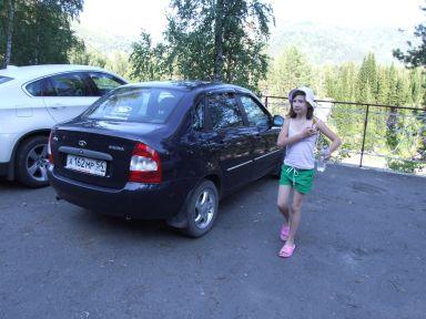 Лада Калина, 2008