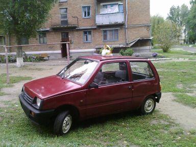 Лада 1111 Ока, 1998