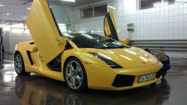 Lamborghini Gallardo, 0