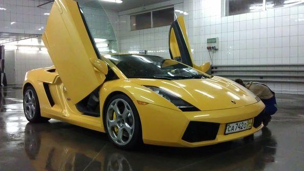Lamborghini Gallardo  - отзыв владельца