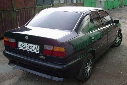 Lancia Dedra 1991 - отзыв владельца