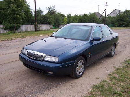 Lancia Kappa 1999 - отзыв владельца