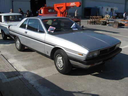 Lancia Lancia 1984 - отзыв владельца