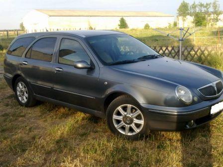 Lancia Lybra 2001 - отзыв владельца