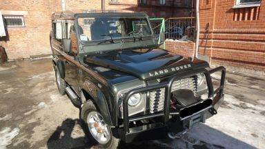 Land Rover Defender, 2008