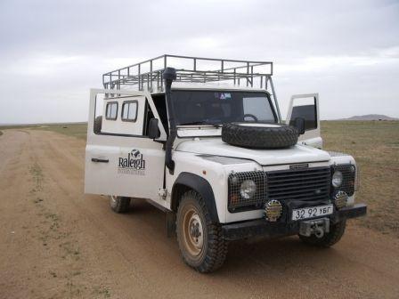 Land Rover Defender 1997 - отзыв владельца
