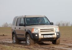 Land Rover Discovery, 2005