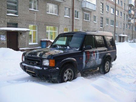 Land Rover Discovery 1999 - отзыв владельца