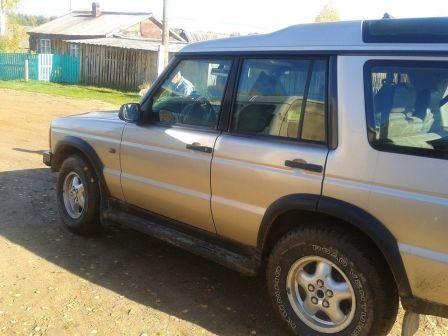 Land Rover Discovery 2000 - отзыв владельца