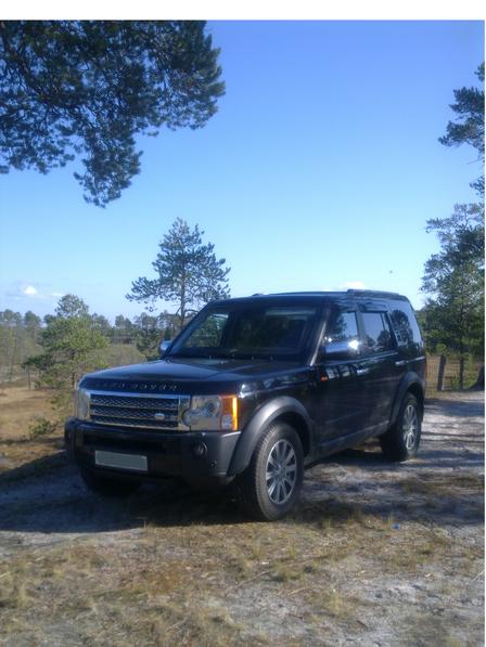 Land Rover Discovery 2007 - отзыв владельца