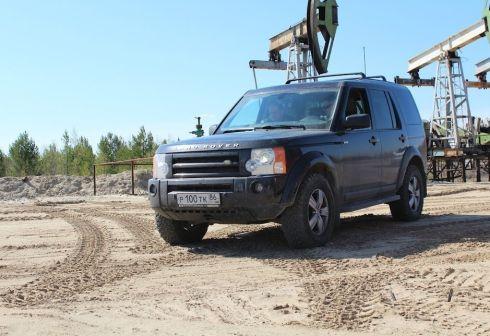 Land Rover Discovery 2008 - отзыв владельца