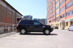 Land Rover Freelander, 2008