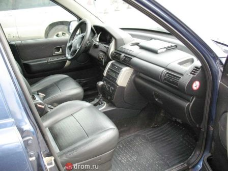 Land Rover Freelander 2006 - отзыв владельца