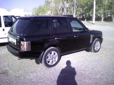 Land Rover Range Rover, 2003
