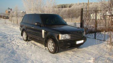 Land Rover Range Rover, 2007
