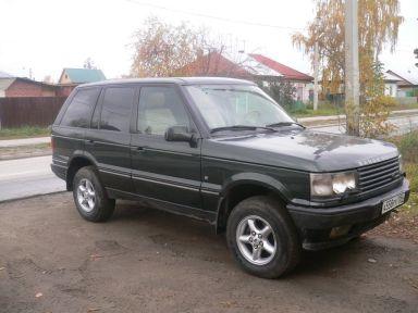 Range Rover 2001 отзыв автора | Дата публикации 24.07.2012.