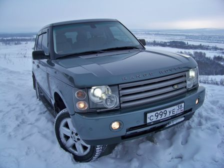 Land Rover Range Rover 2004 - отзыв владельца