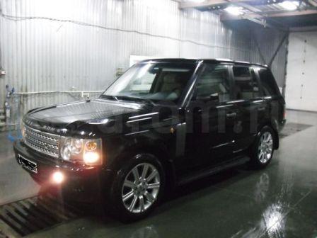 Land Rover Range Rover 2005 - отзыв владельца