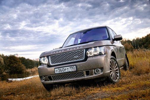 Land Rover Range Rover 2011 - отзыв владельца