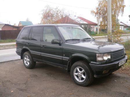 Land Rover Range Rover 2001 - отзыв владельца