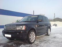 Land Rover Range Rover Sport, 2008