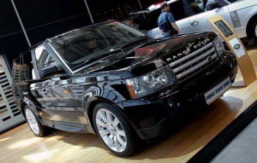Land Rover Range Rover Sport 2007 - отзыв владельца