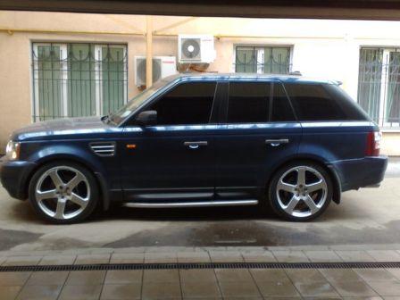 Land Rover Range Rover Sport  - отзыв владельца