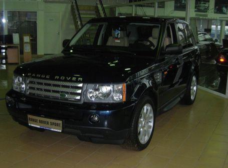 Land Rover Range Rover Sport 2010 - отзыв владельца