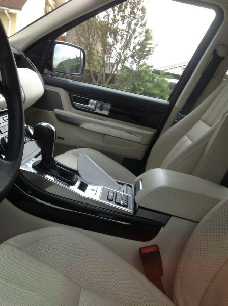 Land Rover Range Rover Sport 2012 - отзыв владельца