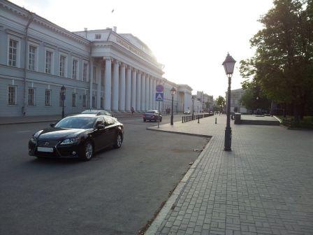 Lexus ES250 2012 - отзыв владельца