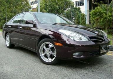 Lexus ES300, 2003